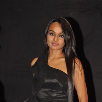 Reshmi Ghosh at the Gold Awards at Film City