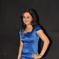 Muskaan Mihani at the Gold Awards at Film City