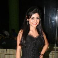 Sreejita De at Music launch party of 'Koi Roko Na'