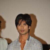 Shahid Kapur unveil the first look of Pankaj Kapur's film Mausam | Mausam Event Photo Gallery