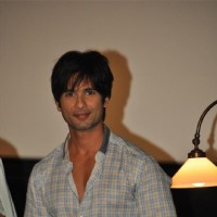 Shahid unveil the first look of Pankaj Kapur's film Mausam | Mausam Event Photo Gallery