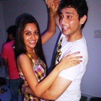 Abhishek Sharma Birthday Bash by co-stars Dipika Samson of Sasural Simar Ka