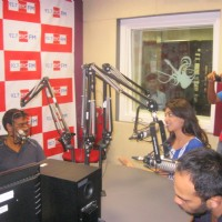 Ajay Devgan, Rohit Shetty visited BIG 92.7 FM studios to promote movie 'Singham' | Singham Event Photo Gallery