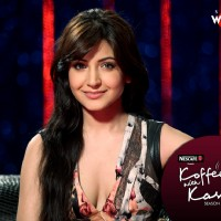 Anushka Sharma on Koffee with Karan Season 3