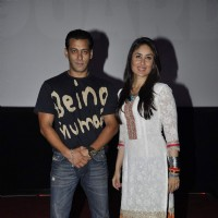 Salman and Kareena at the first look of movie Bodyguard | Bodyguard Event Photo Gallery