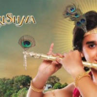 Meghan as Krishna in Jai Shri Krishna, ColorsTV
