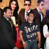 Salman Khan and Kareena Kapoor at the first look of movie Bodyguard | Bodyguard Event Photo Gallery