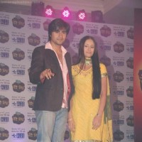 Harshad Chopda and Anupriya Kapoor
