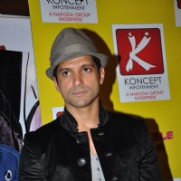 Farhan Akhtar at premiere of movie 'Bubble Gum' | Bubble Gum Event Photo Gallery