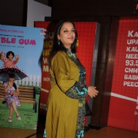 Shabana Azmi at premiere of Buggle Gum at Cinemax. . | Bubble Gum Event Photo Gallery