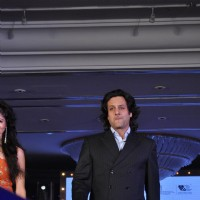 Bollywood celebrity walks the ramp for 'Ticket to Bollywood' Gitanjali group second Indian International Jewellery show at Leela Hotel