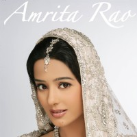 Amrita Rao in Bridal Wear
