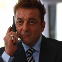 Sanjay Dutt talking in a phone | Kidnap Photo Gallery