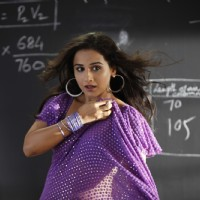 Vidya Balan in the movie The Dirty Picture