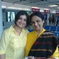 Vinita Malik and Neelima Tadepalli in Macau for SPA'11