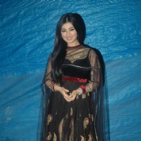 Ayesha Takia at the audio launch of film MOD at Andheri Cha Raja, Veera Desai Road