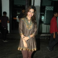 Simran at Ritz Jee Le Ye Pal press meet, Vie Lounge