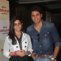 Gaurav Khanna at Ritz Jee Le Ye Pal press meet, Vie Lounge