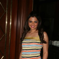 Deepshikha Nagpal grace the WLC Chimera fashion show at Leela Hotel