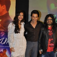Shahid, Pritam and Sonam at Music success party of film 'Mausam' at Hotel JW Marriott in Juhu | Mausam Event Photo Gallery