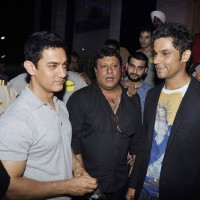 Aamir Khan and Randeep Hooda unveils Saheb Biwi Aur Gangster music album at Sea Princess, Juhu | Saheb Biwi Aur Gangster Event Photo Gallery