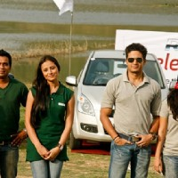 Anupriya Kapoor and Gaurav Khanna in Ritz JeeLe Ye Pal