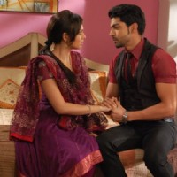 Still image of Geet and Maan