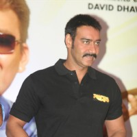 Ajay Devgn at Film 'Rascals' music launch at Hotel Leela in Mumbai | Rascals Event Photo Gallery
