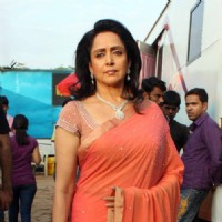 Hema Malini on the sets of India's Got Talent 3 for promotion of film 'Tell Me O Khuda' at Filmcity | Tell Me O Kkhuda Event Photo Gallery