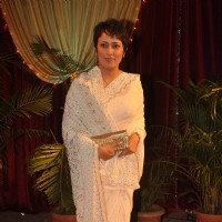 Meghna Malik at ITA Awards at Yashraj studios in Mumbai