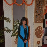 Ishita Panchal at ITA Awards at Yashraj studios in Mumbai