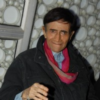 Dev Anand at Premiere of film 'Chargesheet'