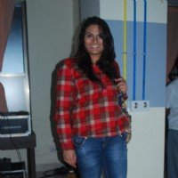 Tanya Abrol at Producer Rajan Shahi's new show Kuch Toh Log Kahege bash
