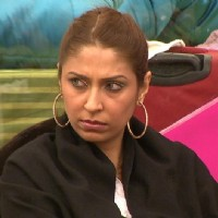 Pooja Misrra pissed off in Bigg Boss Season 5
