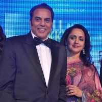 Dharmendra and Hema Malini at Music launch of film 'Tell Me O Kkhuda' in Mumbai | Tell Me O Kkhuda Event Photo Gallery