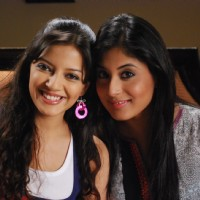Best friends Dr. Nidhi and Anji