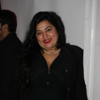 Dolly Bindra at new pub 'ICE QUBE' launch in Goregaon, Mumbai