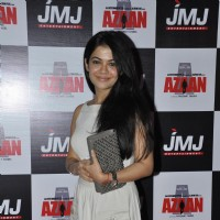 Shweta Gulati at Premiere of film 'Aazaan' at PVR Cinemas in Juhu, Mumbai