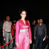 Mallika Sherawat at Premiere of film 'Aazaan' at the Grand Cineplex in Dubai