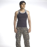 Harshad as Cadet Ali Baigh in tv show Left Right Left