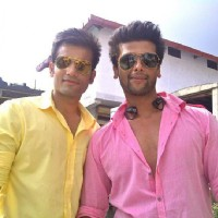 Karan Tacker and Kushal Tandon in Ek Hazaaron Mein Meri Behna Hain