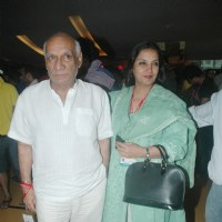 Shabana Azmi and Yash Chopra at Mami festival