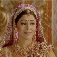 Debina as beautiful Sitaji