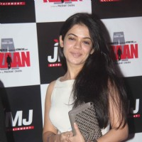 Shweta Gulati at a premier of Aazaan | Aazaan Photo Gallery