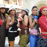 Additi Gupta, Kritika Kamra, Sangeeta Ghosh, Mukti Mohan and Rakhi Sawant