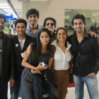 Harshad Chopra with Tere Liye team in Macau