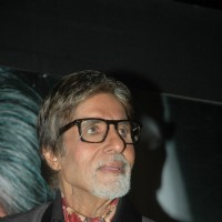 Amitabh Bachchan with Kaun Banega Crorepati 5 winner announcement at Filmcity