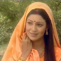 Debina as gorgeous Sita Mata