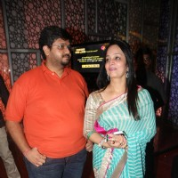 Smita Thackarey at premiere of 'Miley Naa Miley Hum' at Cinemax | Miley Naa Miley Hum Event Photo Gallery
