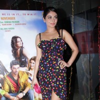 Neeru Bajwa at premiere of 'Miley Naa Miley Hum' at Cinemax | Miley Naa Miley Hum Event Photo Gallery